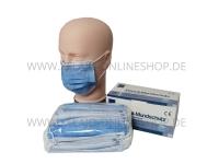 Medizinischer Mundschutz EU-Norm DIN EN 14683: Typ II CE Zertifiziert