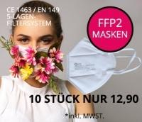 FFP 2 Masken günstig CE Zertifiziert