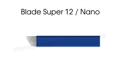 Microblading Blades Nano 12er Super
