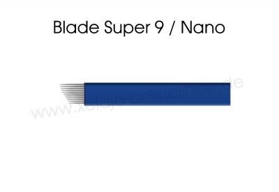 Microblading Blades Nano 9er Super