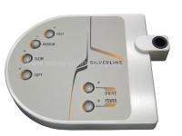 Permanent Make up Gerät Silverline Basic orange/silber