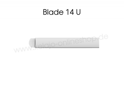 Microblading Blades 14 U CF Nadeln
