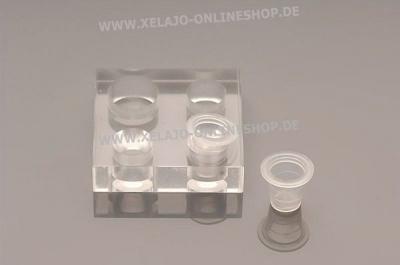 Farbkappenhalter aus Acryl - klein