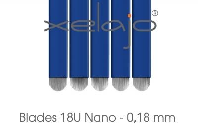 Microblading Blades Super Nano 18U 0,18 mm