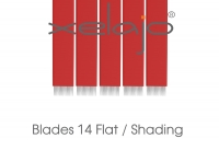 Microblading Blades Shading / Flat 14er