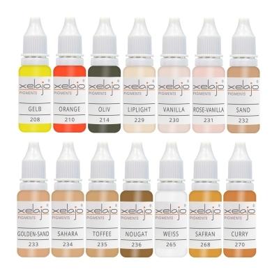 Microblading Farben Set Korrektur | Permanent Make up Farben Set Korrektur