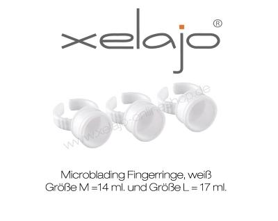 Microblading Fingerringe - Farbtopf für Pigmente