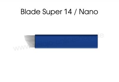 Microblading Blades Nano 14er Super