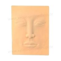 Übungsmatrize 3D Gesicht