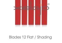 Microblading Blades Shading 12 / Microblading Flat Blades