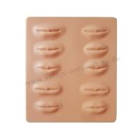 Microblading Übungshaut 3D Lippen | Übungsleder