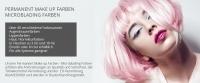 Microblading Farben - Deutsche Herstellung | Permanent Make up Farben | Pigmentierfarben