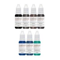 Permanent Make up Farben Lidstriche