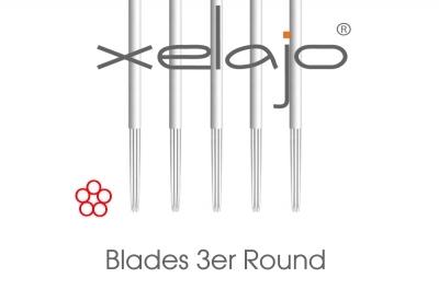 Microblading Blades 5er Round | Shading Blades 5er