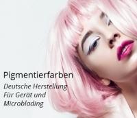 Microblading Farben | Permanent Make up Farben | Pigmentierfarben