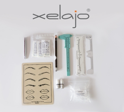 Microblading Starterset Basic | Microblading Set für Anfänger