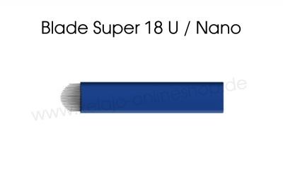 Microblading Blades Nano 18 U-Shape Super