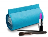 Kosmetiktasche blau