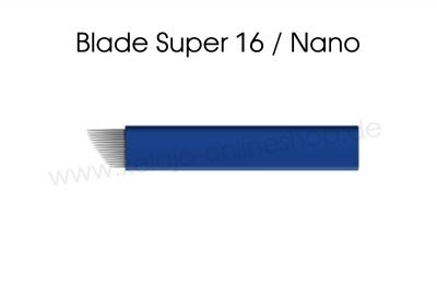 Microblading Blades Nano 16er Super