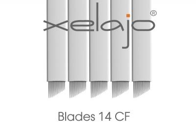 Microblading Blades 14er 0,25 mm