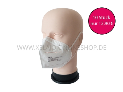 FFP2 Atemschutzmaske CE 1463 / 5-Schicht-Filtersystem