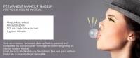 Permanent Make up Nadeln | Hygienemodule - verschiedene Größen